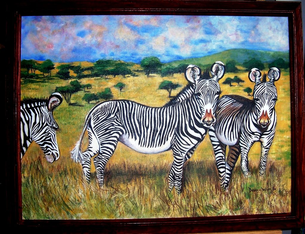 acrylic gallery DeHoff Arts- copy writes apply