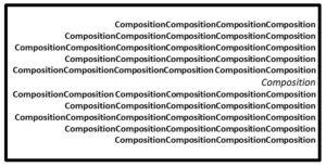composition equals-DeHoff Arts- copy writes apply