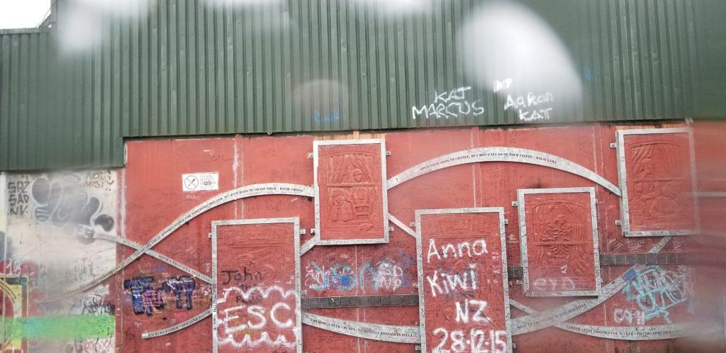 Exploring Belfast DeHoff Arts- copy writes apply